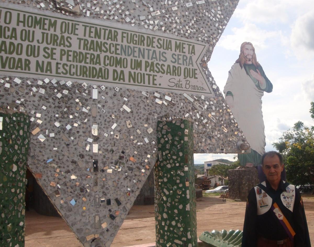 Salve Deus! O ADJUNTO MURUÃ KOATAY 108! É REGENTE DO MINISTRO MURUÃ DA ESTRELA CANDENTE! Salve Deus.