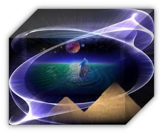 Salve Deus! O Divino Amacê em Projeção na Estrela Candente! Salve Deus.