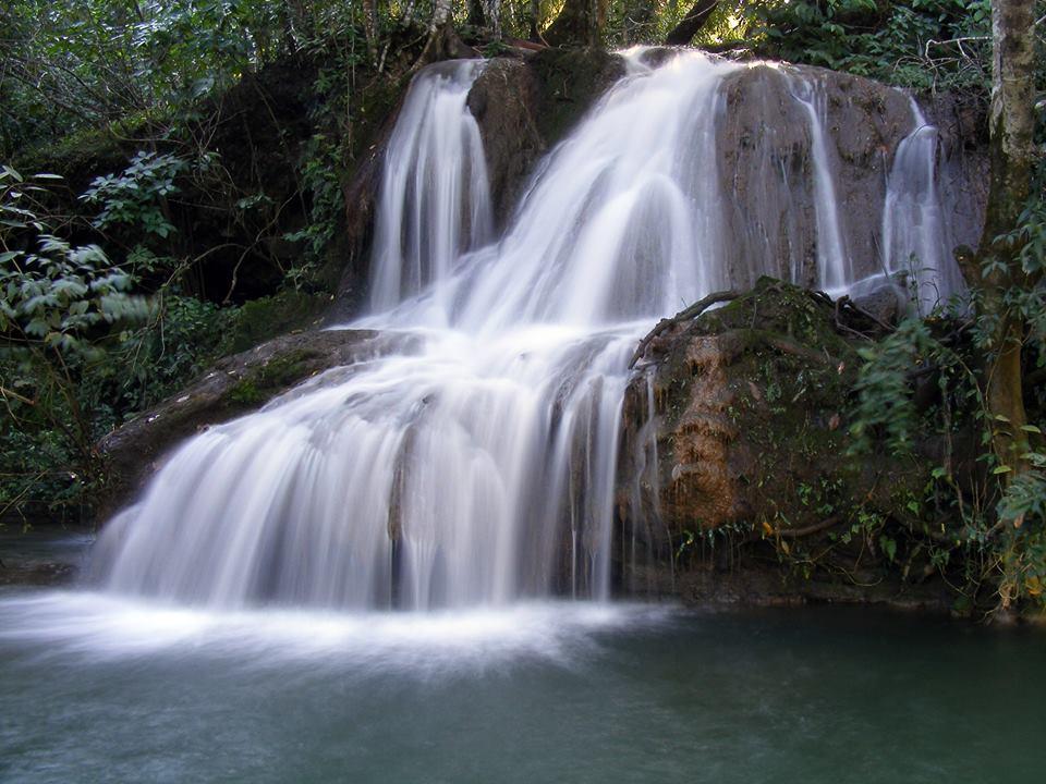 Salve Deus! As Energias das Cachoeiras e das Matas! Salve Deus.