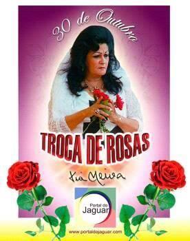Salve Deus! 30 de Outubro a Troca de Rosas! Salve Deus.