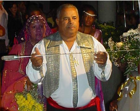 CASAMENTO DO ADJUNTO CAYRÃ! ANTONIO CARLOS!