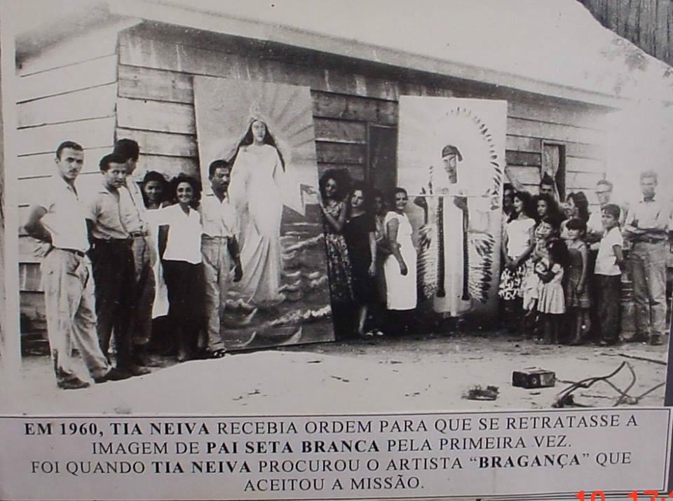 AS PRIMEIRAS IMAGENS PERMITIDAS À CLARIVIDENTE REPRODUZIR!