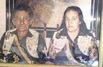 Salve Deus! Senhor José Pereira de Oliveira e dona Felisarda Teles de Oliveira! Casal muito querido por Tia Neiva. Salve Deus.