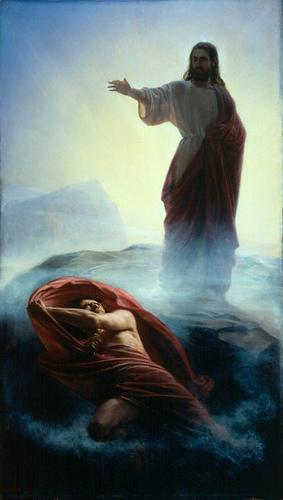 Jesus é Tentado por Satanás!