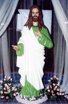 Jesus o Caminheiro!