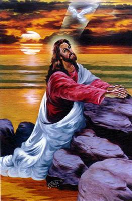 JESUS NO GATSEMINIS!