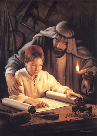 O Menino Jesus e os Essênios!