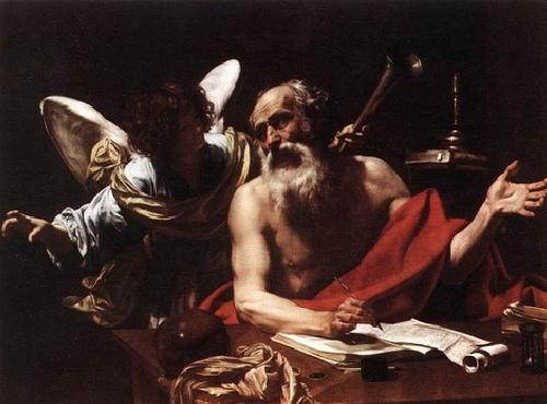 Moisés! O Anjo e as Leis de Deus!