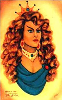 Salve Deus! RAINHA DE SABÁ! Salve Deus.