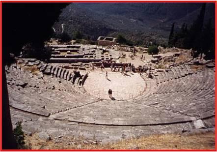 Oráculo de Delfos!