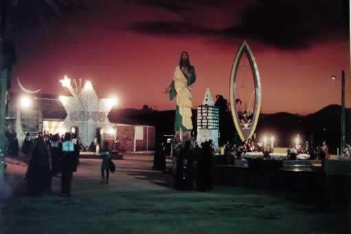 Templo do Amanhecer!