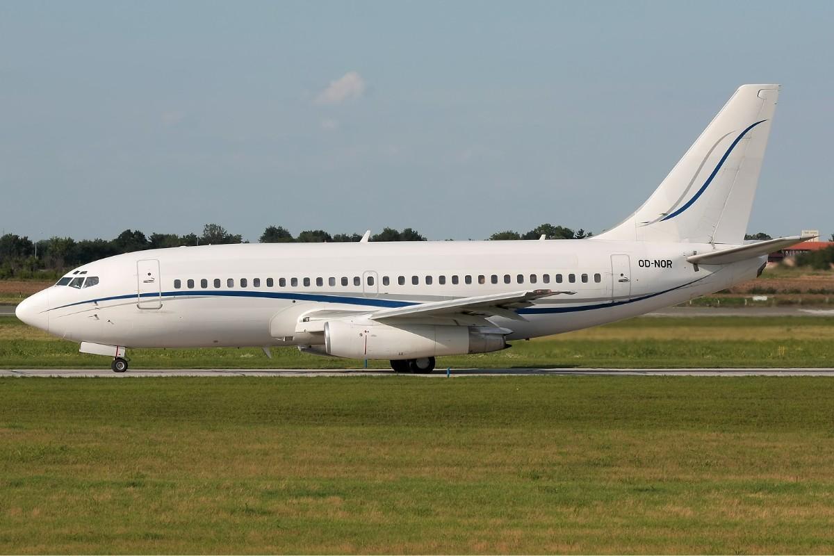 Boeing 737-200 - Imperial