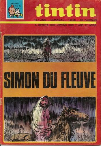 SIMON DU FLEUVE - 3 . MAÍLIS