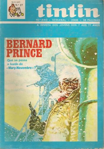 BERNARD PRINCE - 13 . PORTO DOS LOUCOS (O)