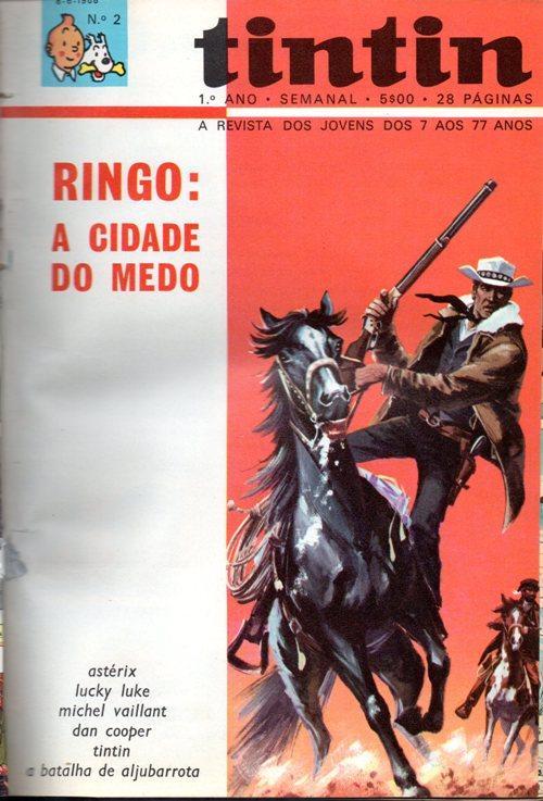 RINGO - 2 . A CIDADE DO MEDO