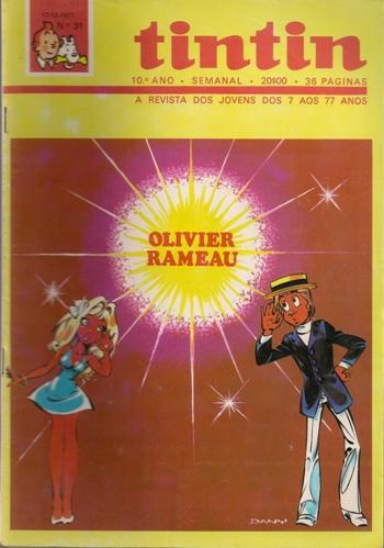 OLIVIER RAMEAU - 8 . TROMPETE DO SILÊNCIO (A)