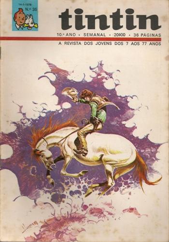 COMANCHE - 7 . DEDO DO DIABO (O)