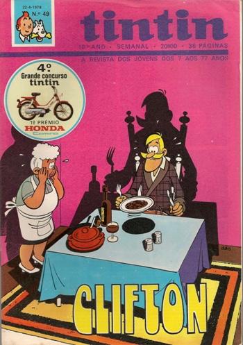 CLIFTON - 8 . MEU QUERIDO WILKINSON