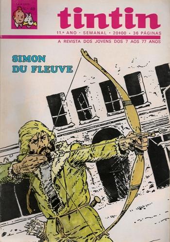 SIMON DU FLEUVE - 5 . CIDADE N. W. N.º3