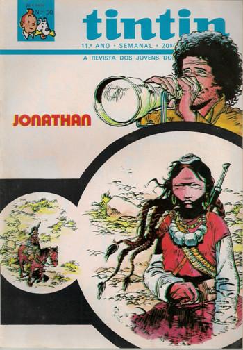 JONATHAN - 5 . ESPAÇO AZUL ENTRE AS NUVENS (O)