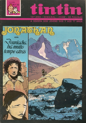 JONATHAN - 6 . DOUNIACHA, HÁ MUITO TEMPO ATRÁS