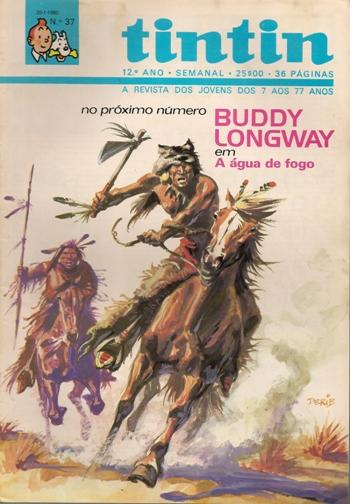 BUDDY LONGWAY - 8 . ÁGUA DE FOGO (A)