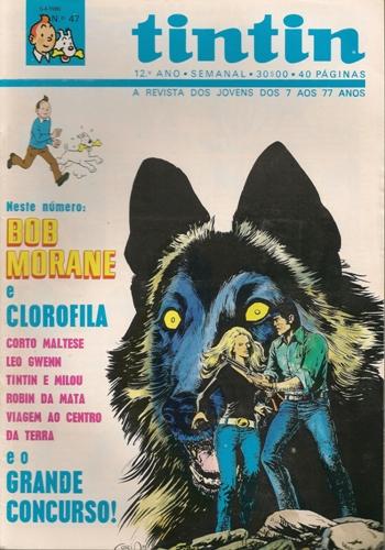 BOB MORANE - 28 . OPERAÇÃO WOLF