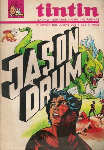 JASON DRUM - 1 . JASON DRUM