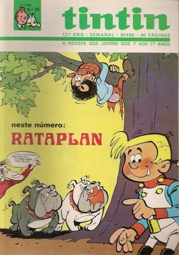 RATAPLAN - 3 - Tomo 3