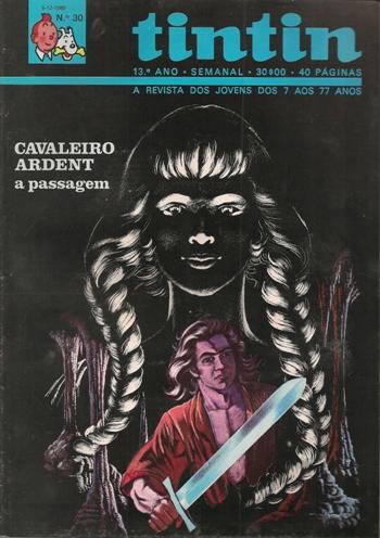 CAVALEIRO ARDENT - 13 . PASSAGEM (A)