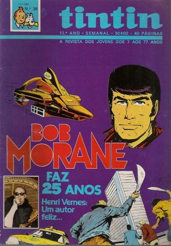BOB MORANE - 29 . COMANDO PAVOROSO