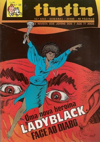 LADY BLACK - 1 . FACE AO DIABO