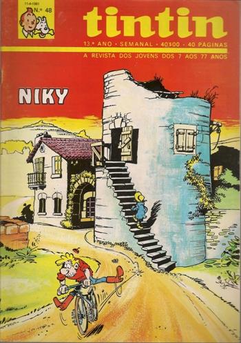 NIKY - 1 . NOTA FALSA PARA UM CAMIONISTA