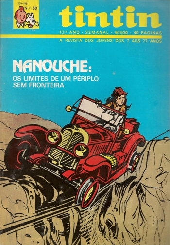 NANOUCHE - 3 . CALHAMBEQUES (OS)