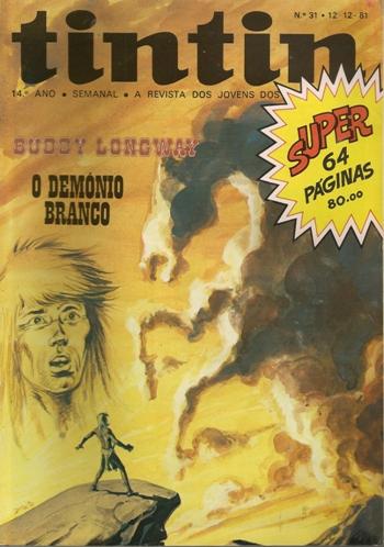 BUDDY LONGWAY - 10 . DEMÓNIO BRANCO (O)