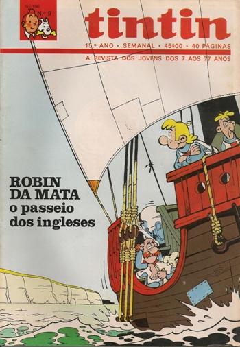 ROBIN DA MATA - 7 . PASSEIO DOS INGLESES (O)