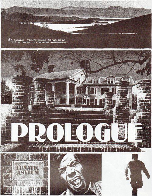 Prancha de: 1934: A RAINCOAT ODYSSEY - 1 . 1934: A RAINCOAT ODYSSEY