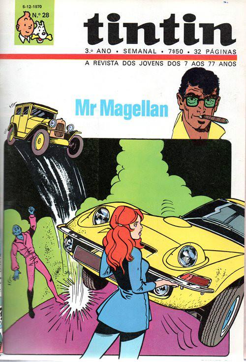 MR MAGELLAN - 1 . ITO