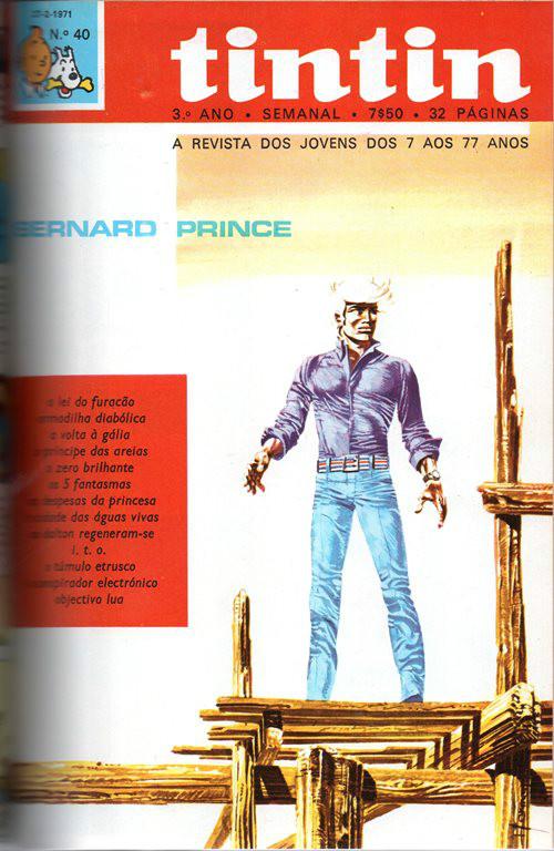 BERNARD PRINCE - 6 . LEI DO FURACÃO (A)