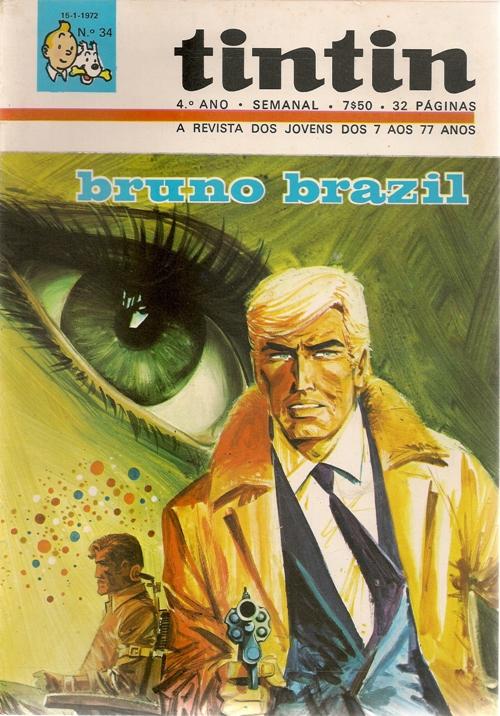 BRUNO BRAZIL - 3 . OLHOS SEM ROSTO