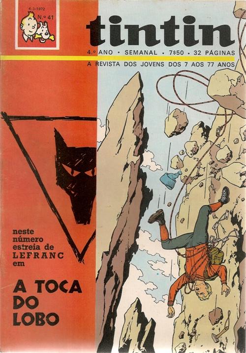 LEFRANC - 4 . TOCA DO LOBO (A)
