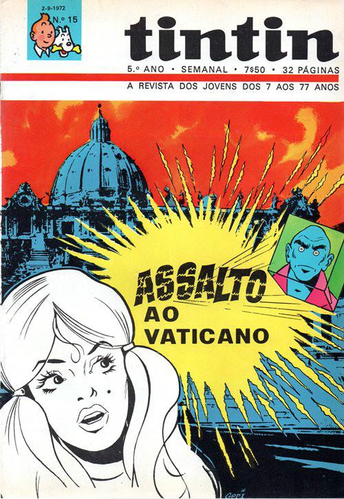 MR MAGELLAN - 2 . ASSALTO AO VATICANO