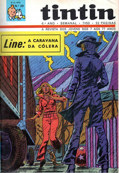 LINE - 3 . CARAVANA DA CÓLERA (A)