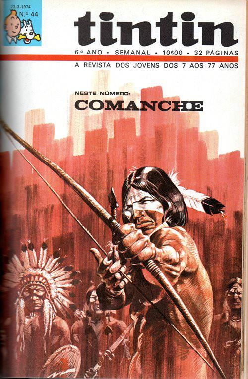 COMANCHE - 2 . GUERREIROS DO DESESPERO (OS)