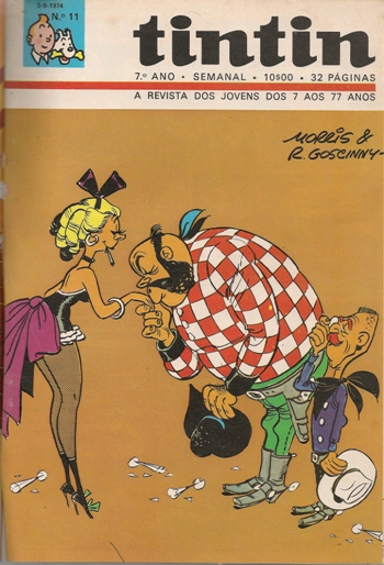 LUCKY LUKE - 40 . GRÃO-DUQUE (O)