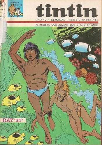 RAY 25 - 1 . SOBREVIVENTES (OS)