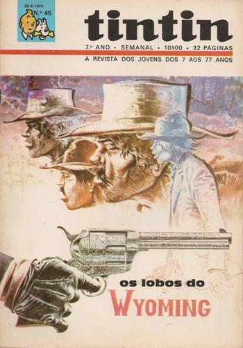 COMANCHE - 3 . LOBOS DE WYOMING (OS)