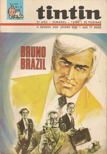 BRUNO BRAZIL - 6 . SARABANDA EM SACRAMENTO