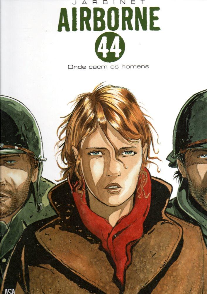 AIRBORNE 44 - 1 . ONDE CAEM OS HOMENS