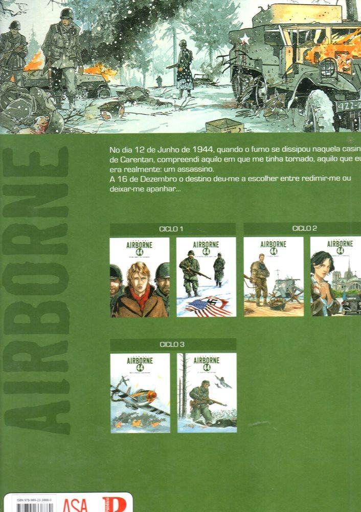Prancha de: AIRBORNE 44 - 1 . ONDE CAEM OS HOMENS